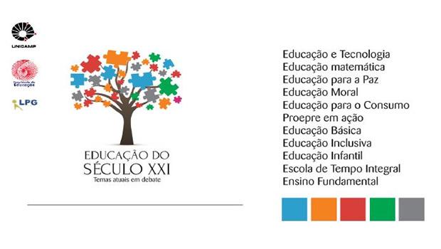 Maiores informações, clique no link:https://www.fe.unicamp.br/educacaoseculo21/